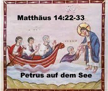 Mattäus 14.22